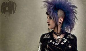 Punker Chick